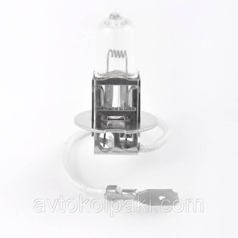 Галогенная авто лампа SOLAR  H3 24V 100W PK22s Starlight+30%