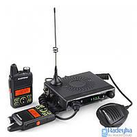 Автомобильная радиостанция, рация Baofeng Mini One (Баофенг MINI-1) 15 Вт, 400-470 Mhz