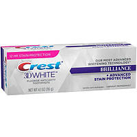 Отбеливающая зубная паста Crest 3D White Brilliance 116 грамм