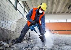 Отбойные молотки и бетоноломы