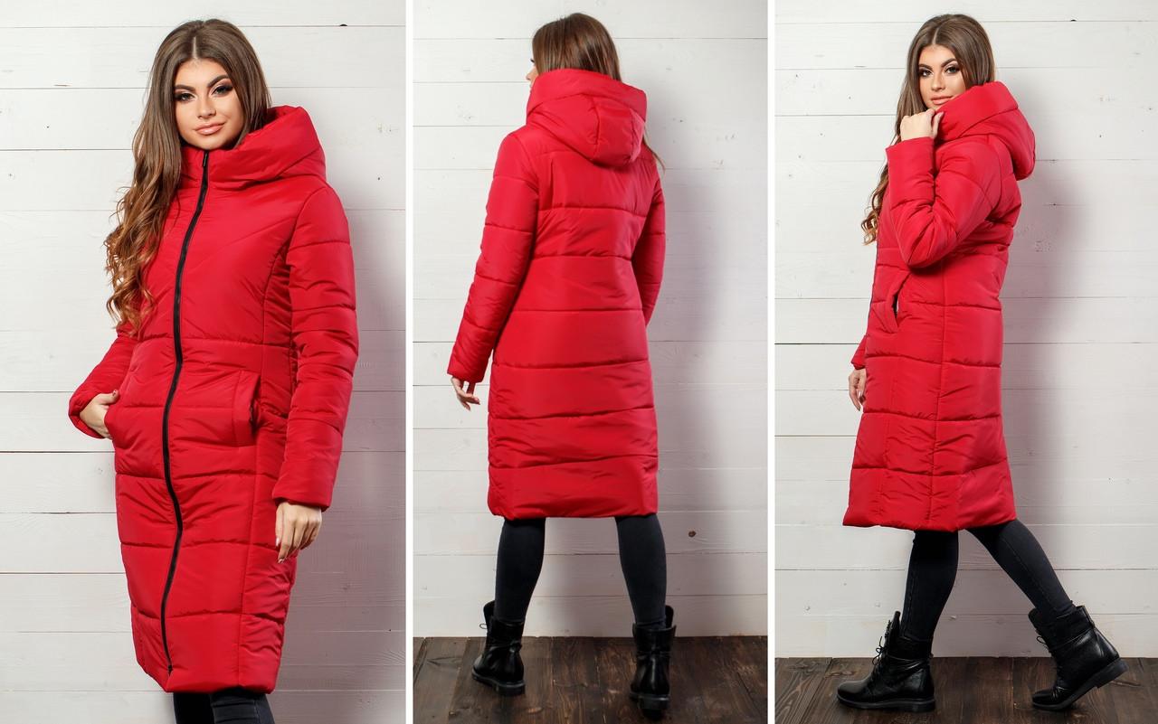 Куртка удлиненная Пальто