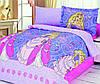 Комплект постельного белья Le Vele Bellini сатин 220-160 см