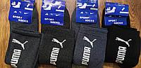 """Чоловічі махрові стрейчеві шкарпетки в стилі """"Puma SS""""(41-44)"""