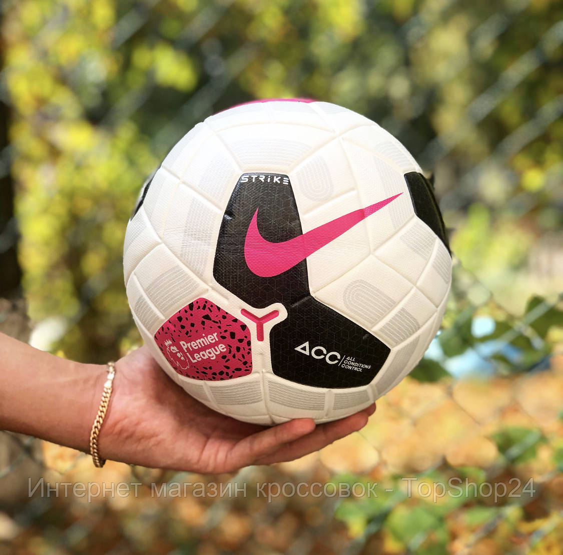 Футбольный мяч Nike merlin Premier League 2019-2020, фото 1
