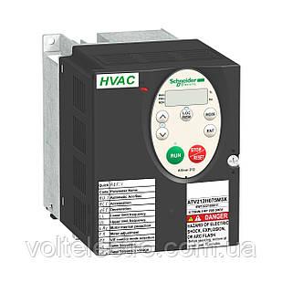 Преобразователь частоты ATV212 4 кВт