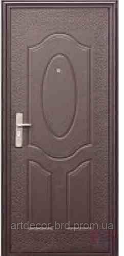Эк Дверь мет E40M (860) R
