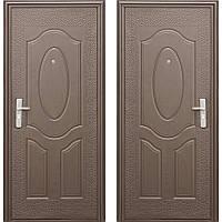 Эк Дверь мет E40M (860) L