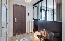 Эк Дверь мет E40M (960) R