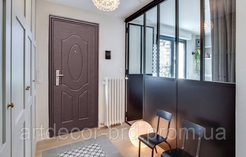 Эк Дверь мет E40M (960) L