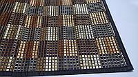 Бамбуковый коврик на стол 60 х90 см (Обшитые края), фото 1