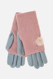 Женские перчатки и варежки