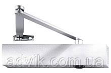 Доводчик Geze TS 4000 EN 1-6 с рычажной тягой (белый)