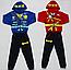 Спортивный костюм для мальчика утепленный, Украина, Детки- Текс, рр. 92-98, 98-104, арт. 0332,, фото 2