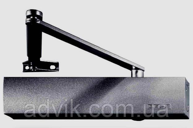 Доводчик Geze TS 4000 EN 1-6 с рычажной тягой (черный)*