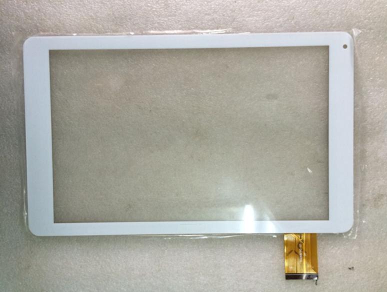 Тачскрин для Prestigio 3131 3G MultiPad (256*156) СN068FPC-V1 белый Оригинал (тестирован)