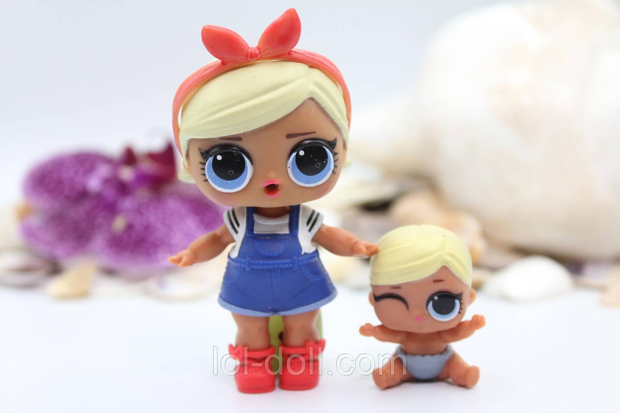 Семья Кукла LOL Surprise 2 Серия Shorty - Манюня Лол Сюрприз Оригинал