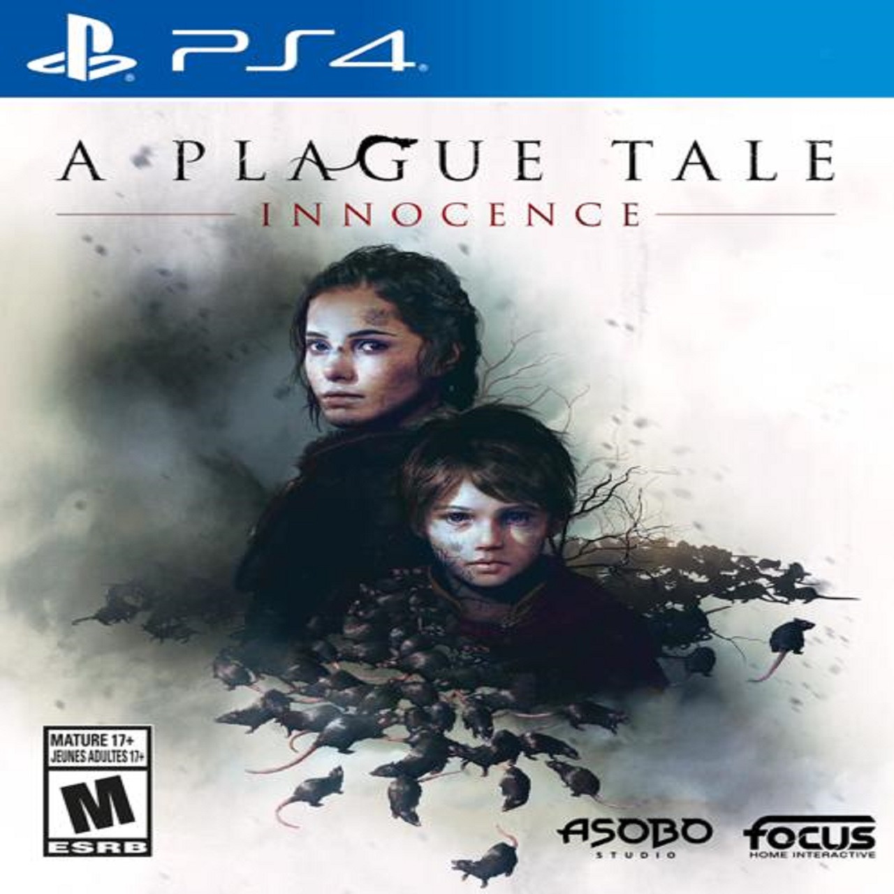 A Plague Tale Innocence RUS PS4 (NEW)