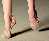 Получешки-носочки Pastorelli / хлопок+эластан / размер: M (35-39)