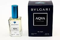 Мужской парфюм Bvlgari Aqua pour homme тестер 50 ml Diamond