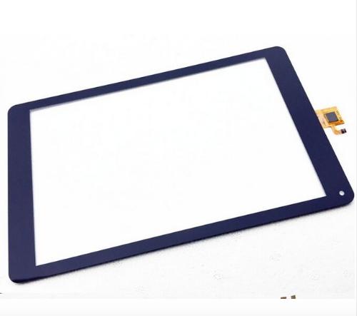 Тачскрин для Prestigio 3331/ 33413G MultiPad (257*153) чёрный Оригинал (тестирован)