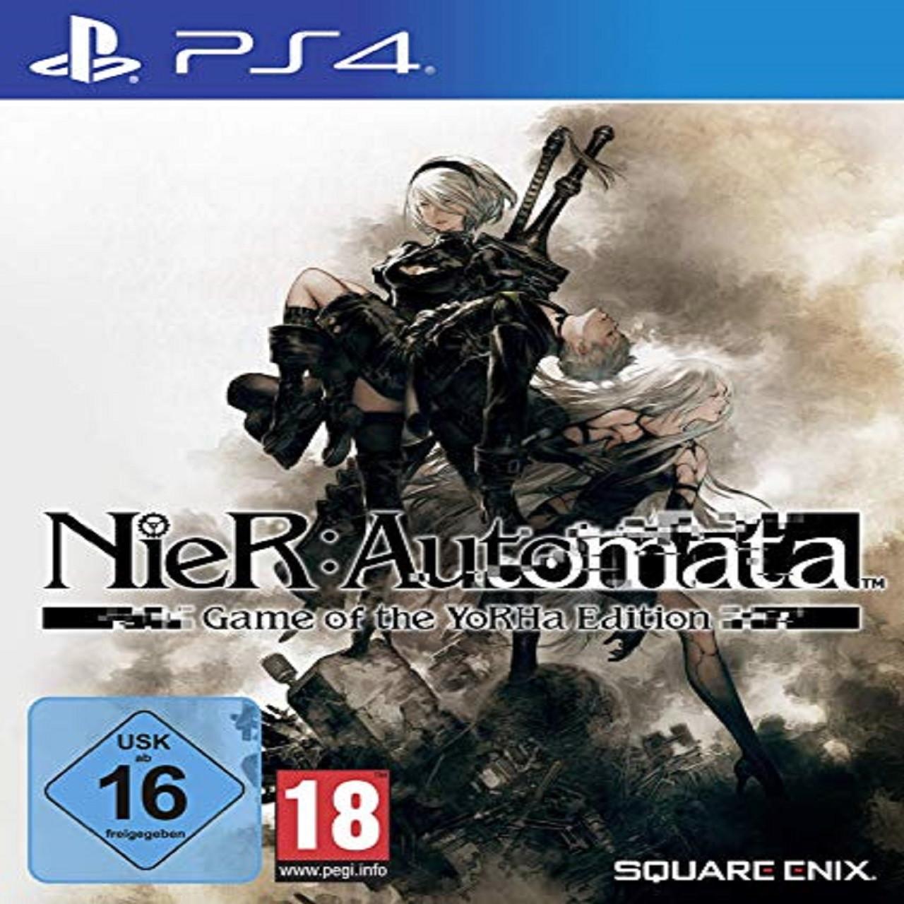 Nier: Automata GOTY (англійська версія) PS4