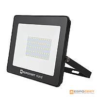 Светодиодный прожектор 70 Вт, EV 70-01, IP65, 6400K 5600Lm SMD EVRO LIGHT, фото 1