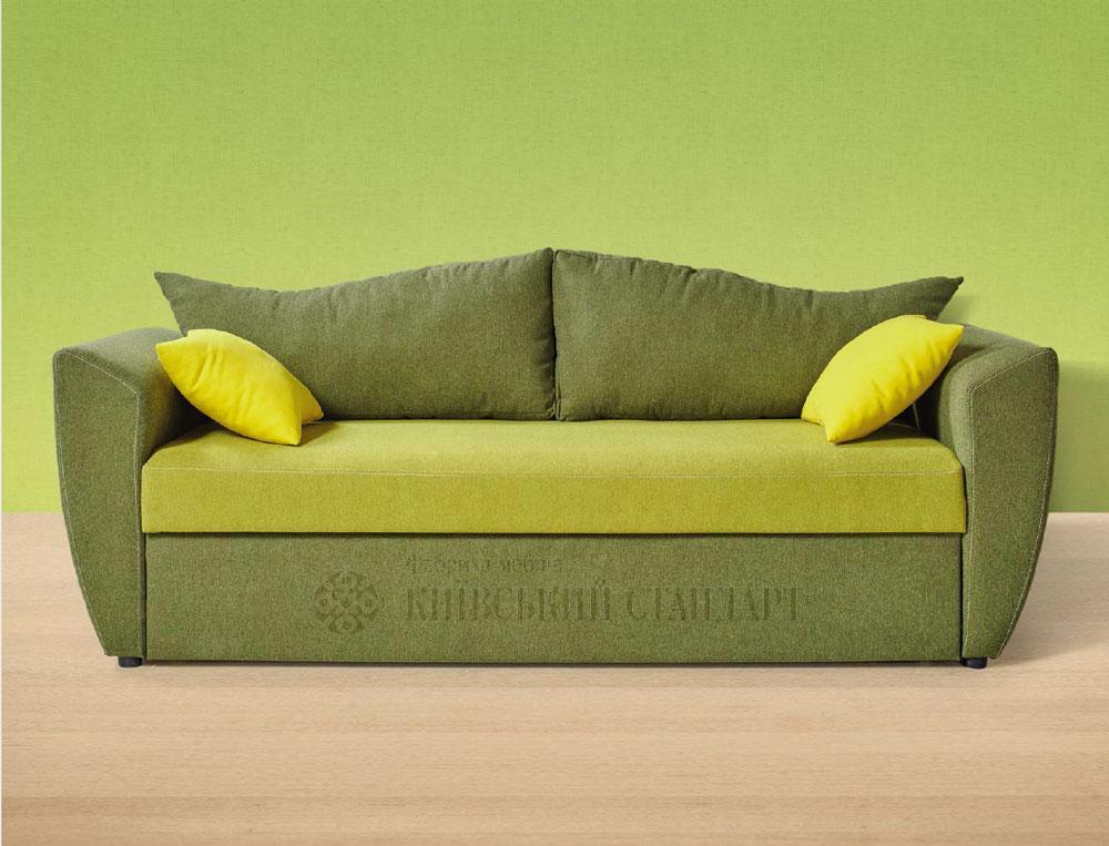 """Раскладной диван """"Корона"""", производитель Киевский стандарт."""