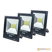 Світлодіодний прожектор 50 Вт, EV 50-01, IP65, 6400К 4000Lm SMD EVRO LIGHT
