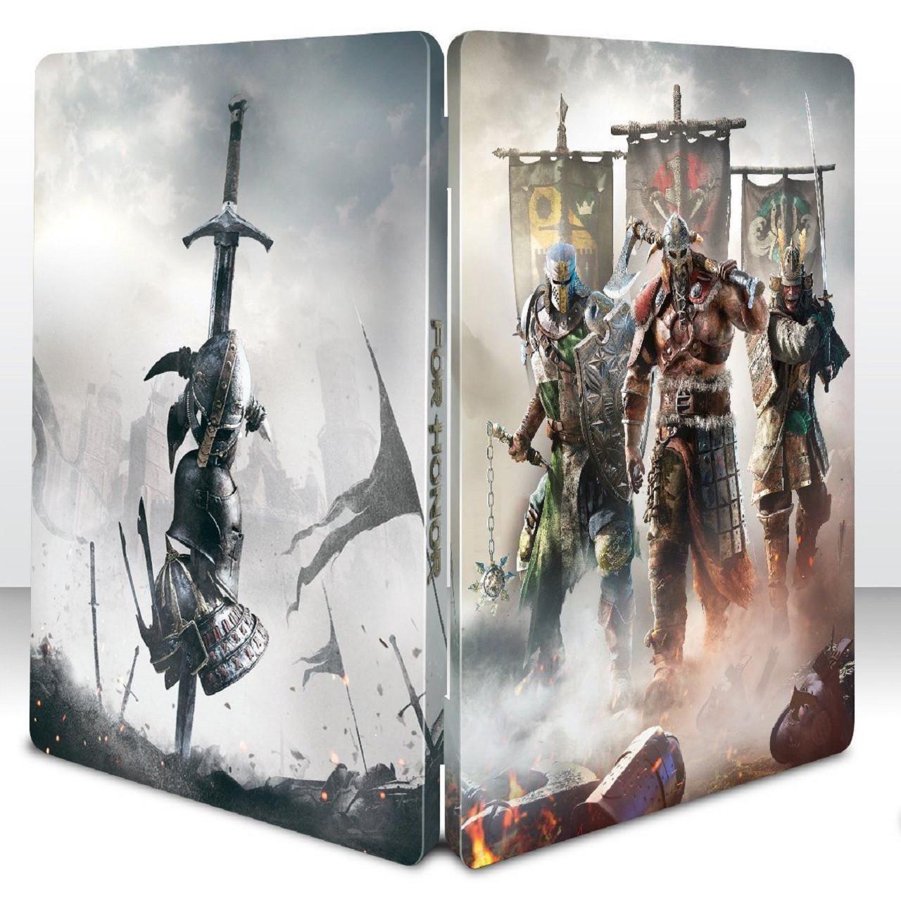 Steelbook For Honor PS4/XBOX (БЕЗ ГРИ)