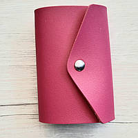 Визитница розовая 20карт, фото 1