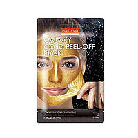 Purederm Galaxy Gold Peel-Off Mask Золотая очищающая маска-пленка