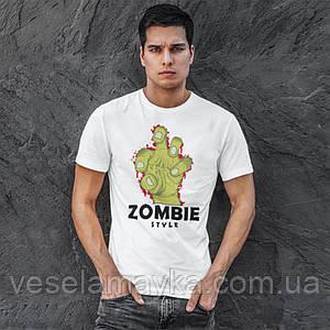 Футболка Zombie Style