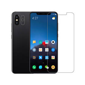 Защитная пленка Nillkin Crystal (+ пленка на зад. камеру) для Xiaomi Mi 8