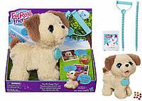 Интерактивная игрушка Щенок Пакс от Hasbro FurReal Friends Pax My Poopin Pup Plush Toy