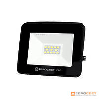 Светодиодный прожектор 10Вт, EV 10-504 pro, IP65, 6400K 900Lm SMD EVRO LIGHT