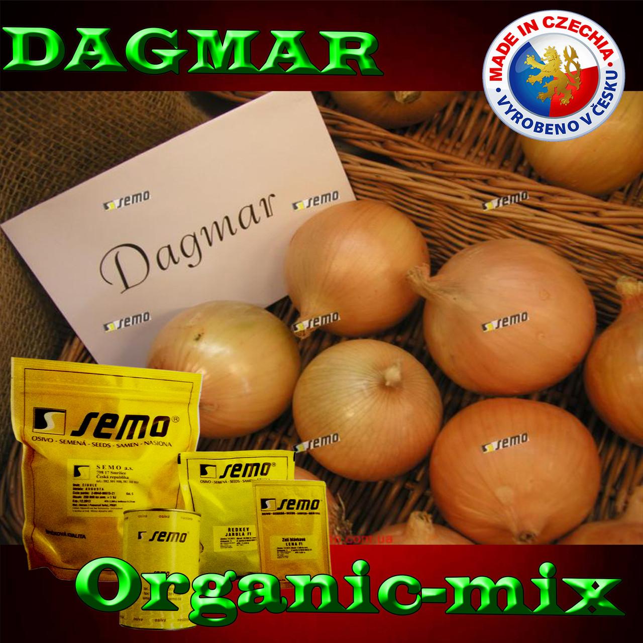 Семена, Лук Дагмар, ТМ SEMO (Чехия), 500 грамм, проф.пакет