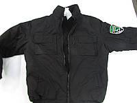 Костюм зимний для инкасаторов (куртка и брюки)