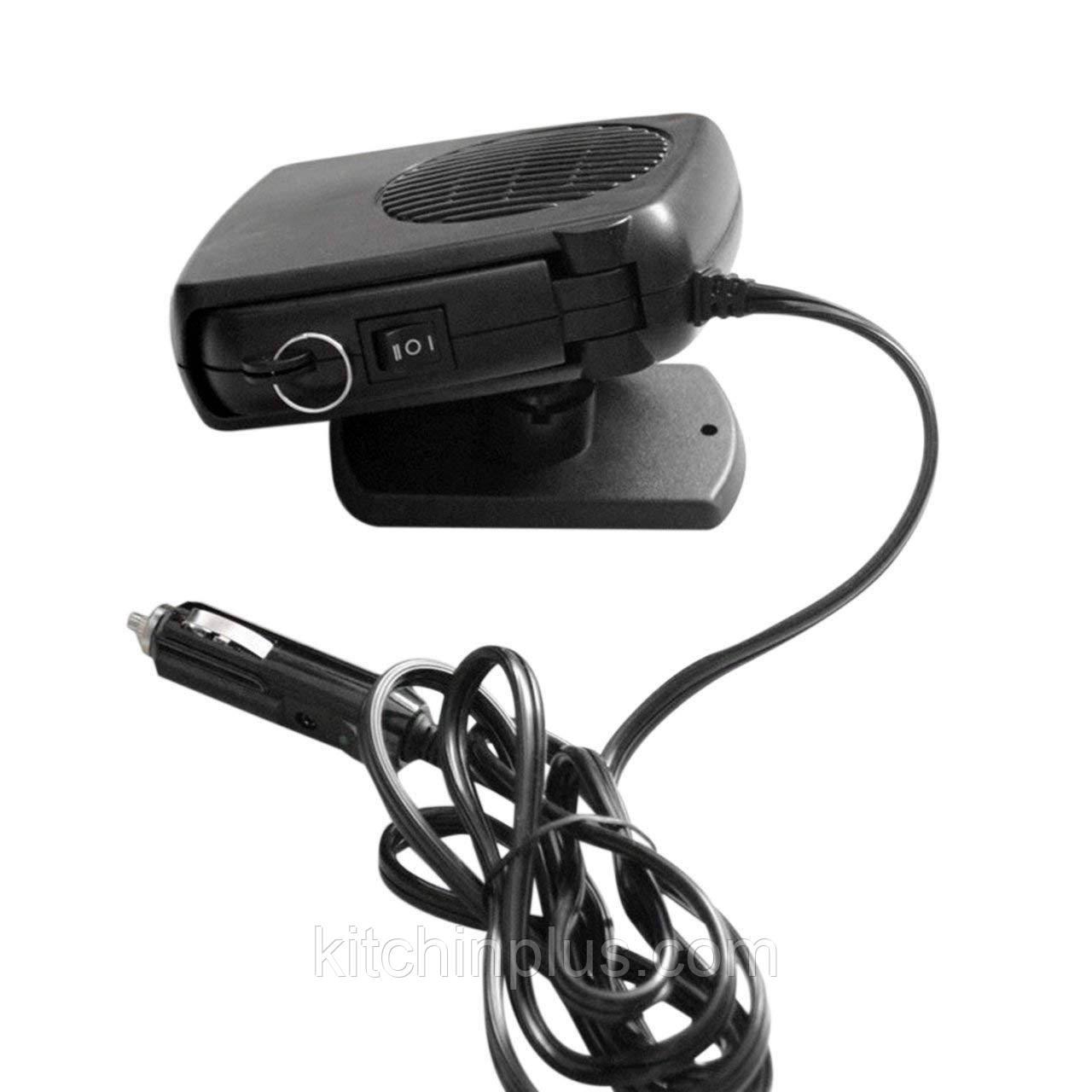 Обігрівач-вентилятор автомобільного салону 12V Auto Fan Heater