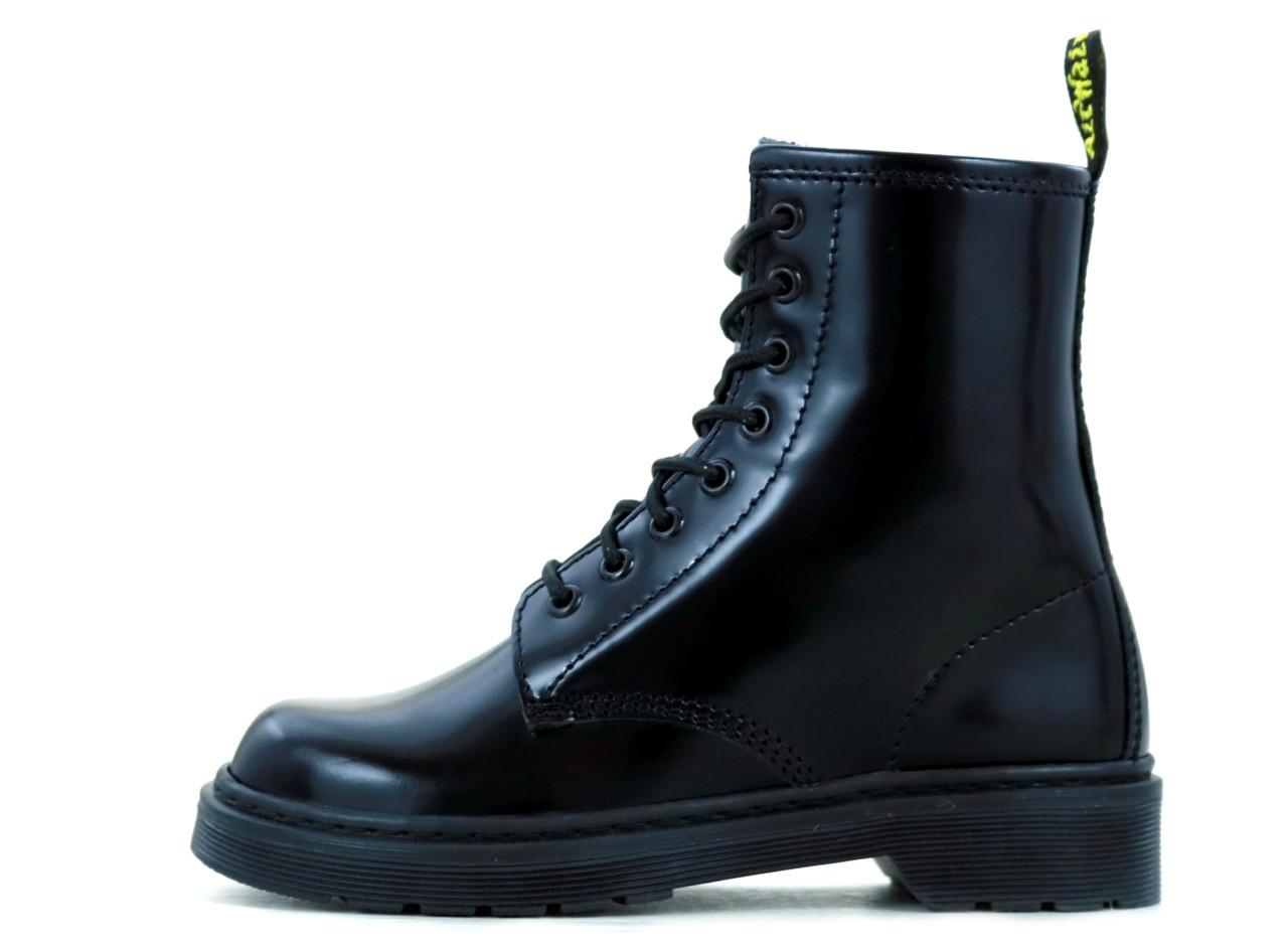 """Женские ботинки Dr.Martens """"Black"""" ( В стиле Мартинс )"""