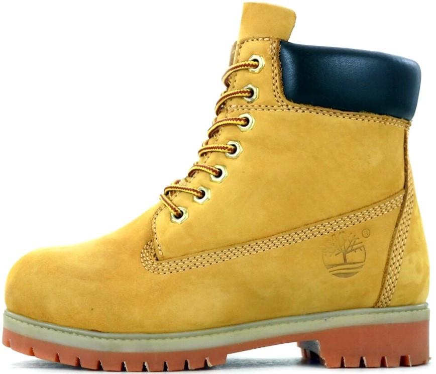 "Ботинки Timberland Classіc Boots  ""Brown""  ( в стиле Тимберленд )"