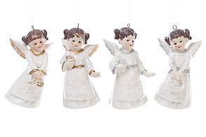Подвесной декор Ангел 8.8см, 4 вида BonaDi 797-350