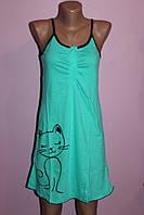 Ночная  рубашка Кошка, фото 1
