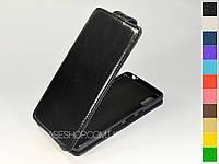 Откидной чехол из натуральной кожи для Sony Xperia L3 I4312