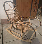 "Кресло-качалка ""Ротанг"" черная, фото 10"