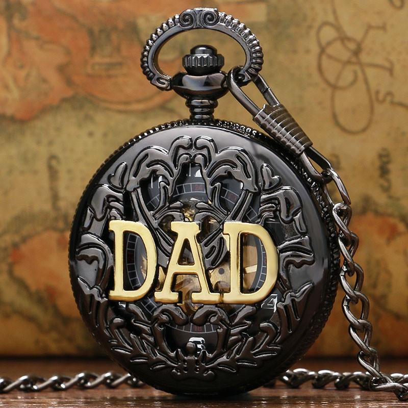 Кишеньковий годинник - подарунок батькові YISUYA №0055