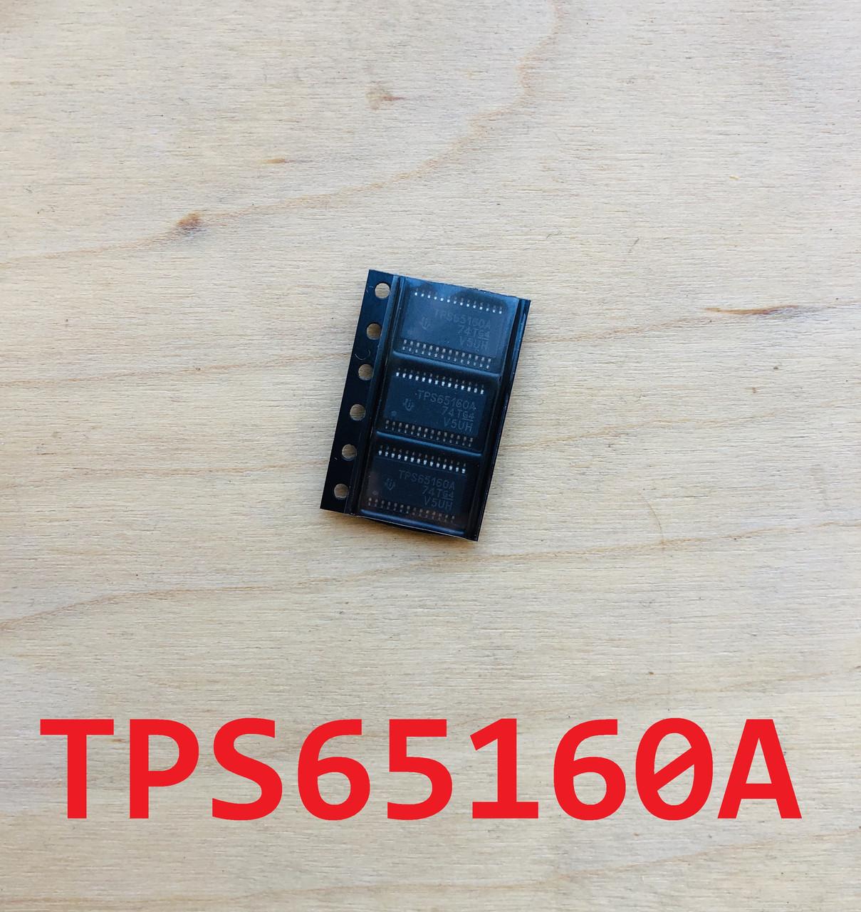 Микросхема TPS65160A оригинал