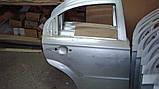 Дверь задняя правая седан Aveo 3 Вида, ЗАЗ, sf69y0-6200030, фото 4