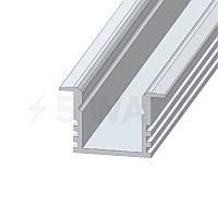 Профиль алюминиевый анодированный LED LPV-12