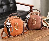 Женская сумочка - рюкзак 2 в 1, фото 1