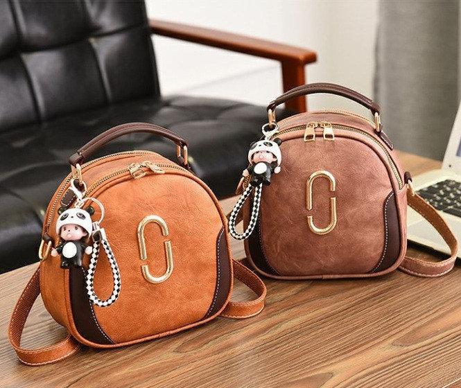 Женская сумочка - рюкзак 2 в 1